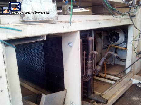 Cooling tunnel brand Sollich