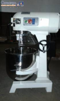 Planetary mixer in stainless steel 10 L China