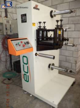Machine for making labels Etirama