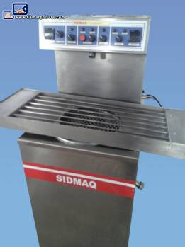 Chocolate tempering machines Sidmaq
