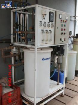 System for generation of purified by reverse osmosis ROH model 006034