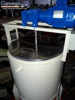 Tank for melting chocolate 80 L