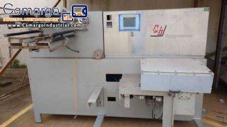 Flow-pack wrapping machine GMG