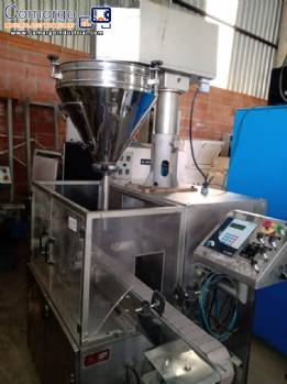 Filling machine for powder products ARV