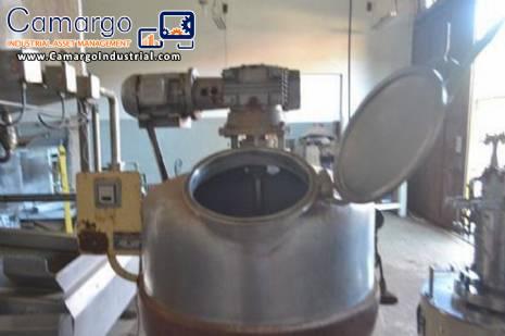 Steam ball pan Incal