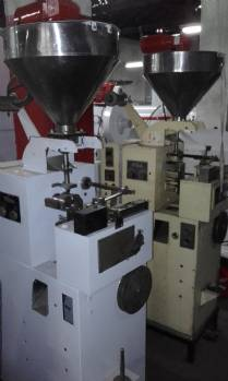 Tea Packing Machine Emzo