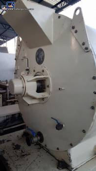 Chocolate refining machine 3 tons Low & Duff