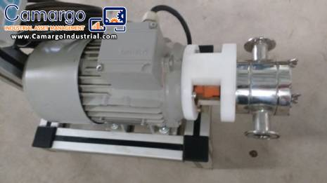 Gear pump Jormary