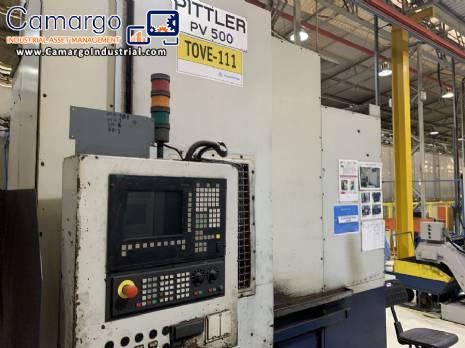 Vertical lathe CNC Pittler