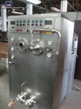 Producer of ice cream manufacturer Technogel continuous