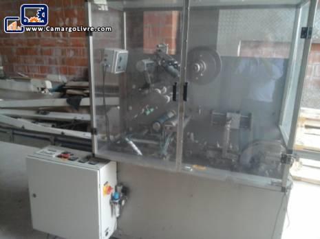 Celofanadeira Intermittent Rotary Machine Promaler
