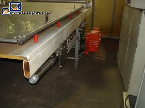 Sollich brand cooling tunnel