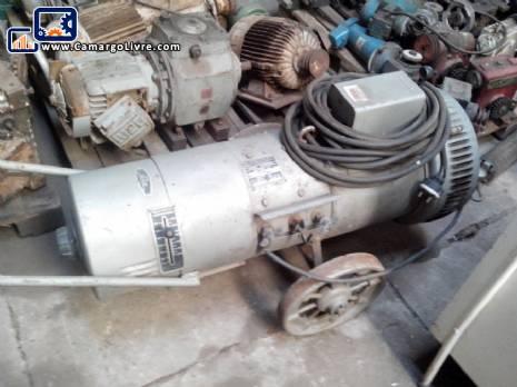 D. C welding generator