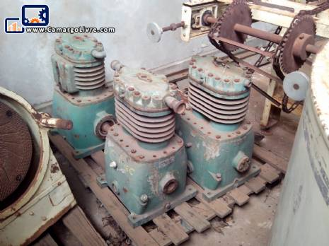 3 Block Compressors Vll