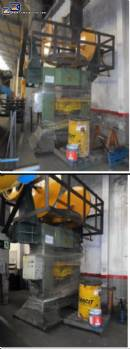 Friction press for 200 tons