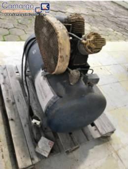 Industrial air compressor WEG