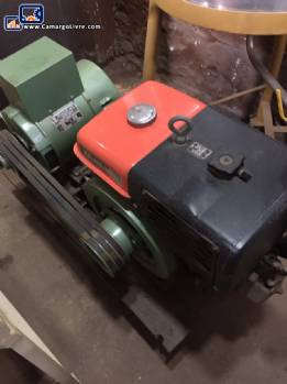 Petrol generator 4 stroke