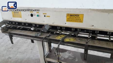 Cartoner machine Fabrima