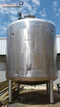 Industrial agitation tank 25.000 L Inoxil