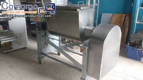 Sigma stainless steel mixer
