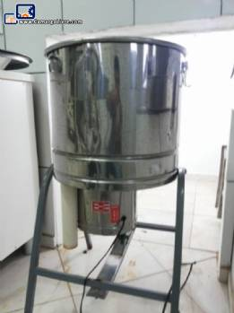 Industrial mixer in stainless steel 30 MB