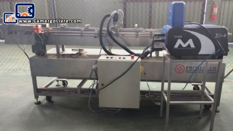 Horizontal cartoning machine Promaler