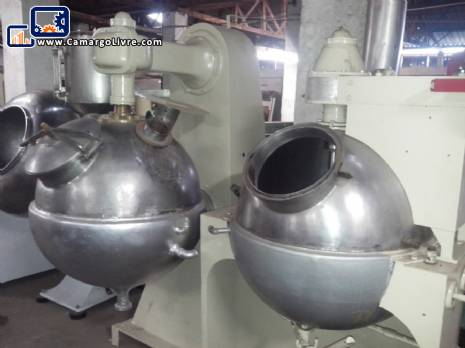 Pots stainless steel ball Maincal
