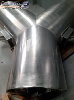 Y industrial mixer 300 kg