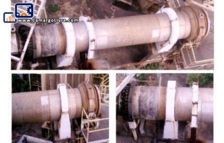 Cooling Rotary Dryer